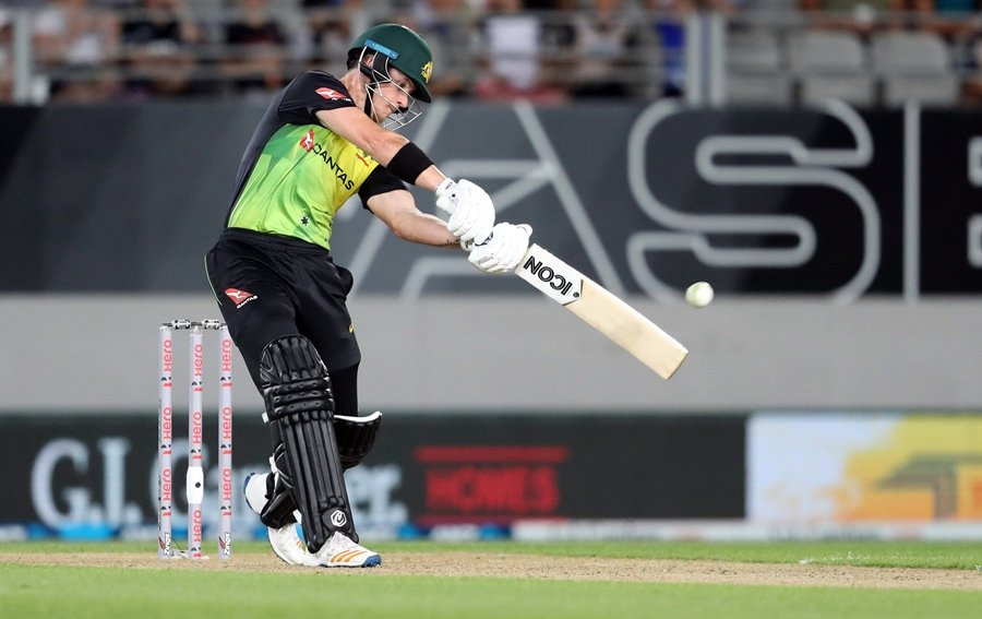 another record martin guptill scored a 49 ball century and thus became the fastest new zealand centurion in the t20i format photo afp