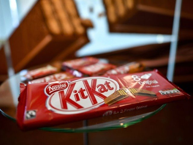 kitkat voted world s best chocolate bar