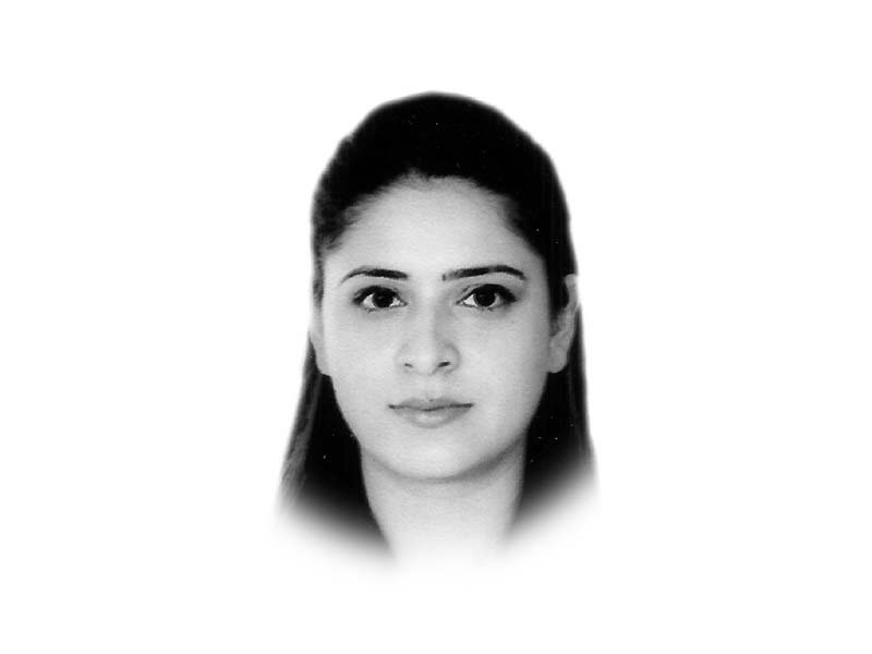 the writer is an mba and entrepreneur she is currently a central executive committee member of the pakistan tehreek e insaf she can be reached at sarah ahmad insaf pk