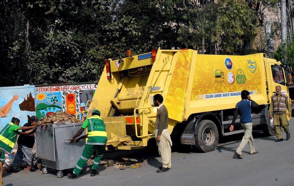 solid waste management costs exchequer rs9b
