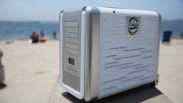 coolala is ready to provide outdoor air conditioning
