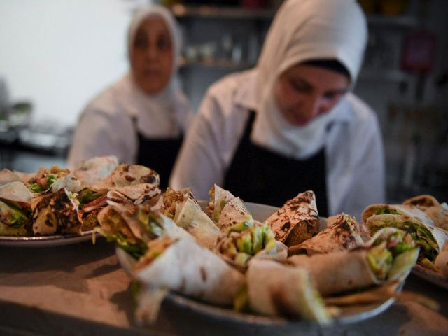 woman files divorce over shawarma photo afp file