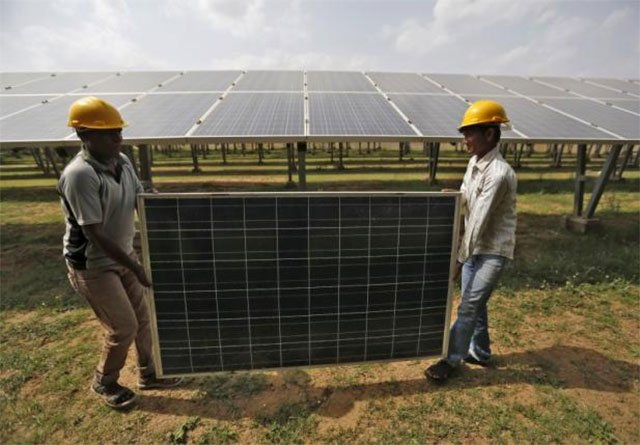 solar power plant to be built in s afghan province
