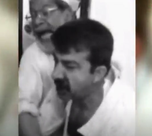 video shows ramesh hotlani being beaten up by several men as his colleagues make attempts to rescue him express news screen grab