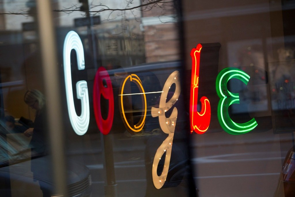 the google signage is seen at the company 039 s headquarters in new york january 8 2013 google inc and a new york redevelopment organisation are providing a manhattan neighbourhood with free public wifi internet access making it the largest area of coverage in new york city the search giant and the non profit chelsea improvement co are making internet access available outdoors in chelsea which is home to google 039 s new york offices and several technology start ups photo reuters