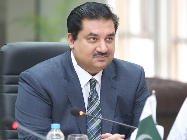 defence minister khurram dastagir photo file