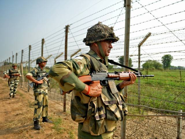 a file photo of indian troops deployed along the line of control photo afp
