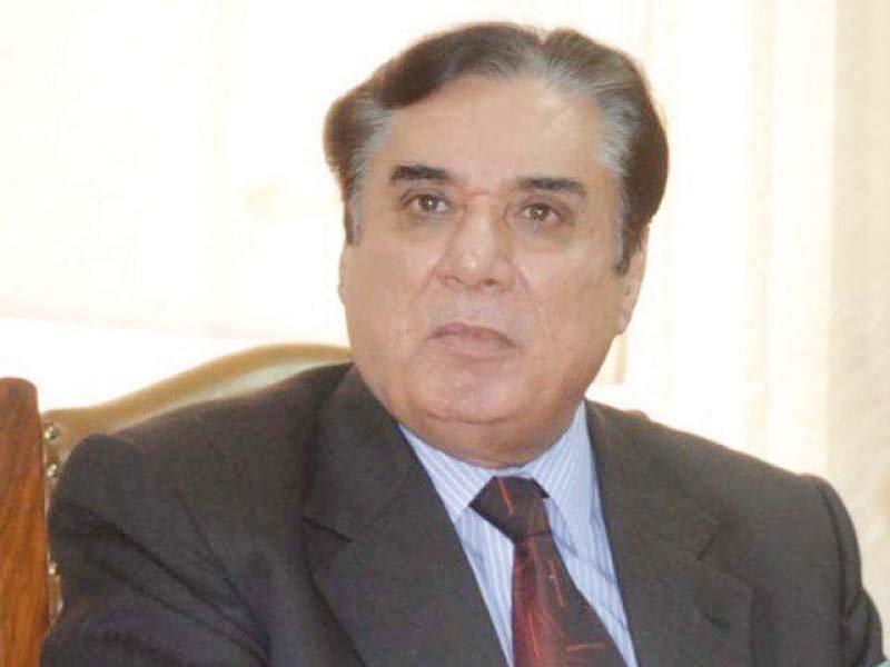 justice retd javed iqbal photo file