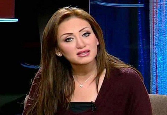 egyptian tv host reham saeed photo courtesy alaraby co uk