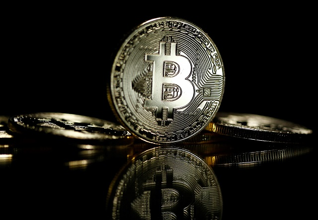 bitcoins are seen in this illustration picture photo reuters