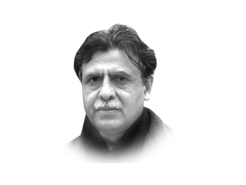 the writer is an author a public policy analyst and a former interior secretary he teaches at lums
