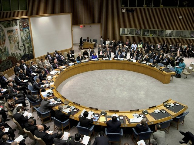 united nations security council photo afp file