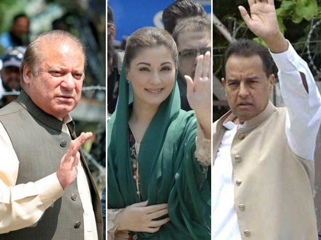 accountability court reserves judgement on supplementary references filed against sharif family
