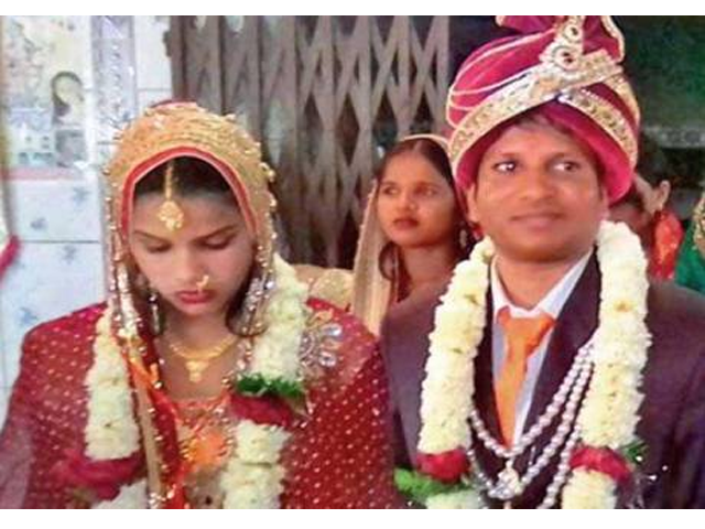 Bride refuses to marry bald groom on the day of wedding. PHOTO COURTESY: Gulf News