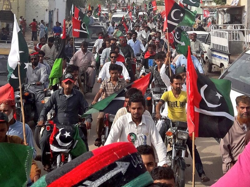emerging political alternatives to ppp in sindh
