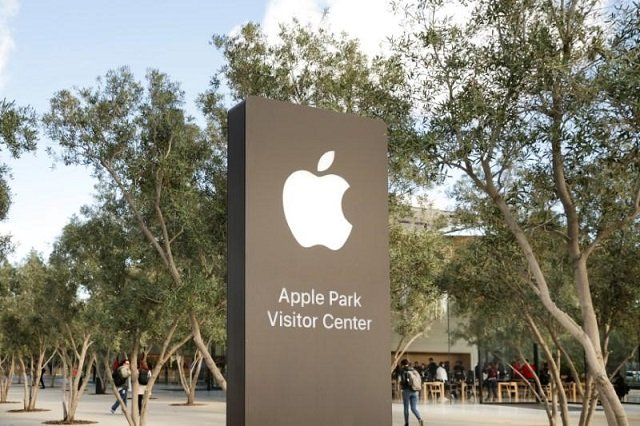 the new apple park visitor center is seen in cupertino california us november 17 2017 photo reuters