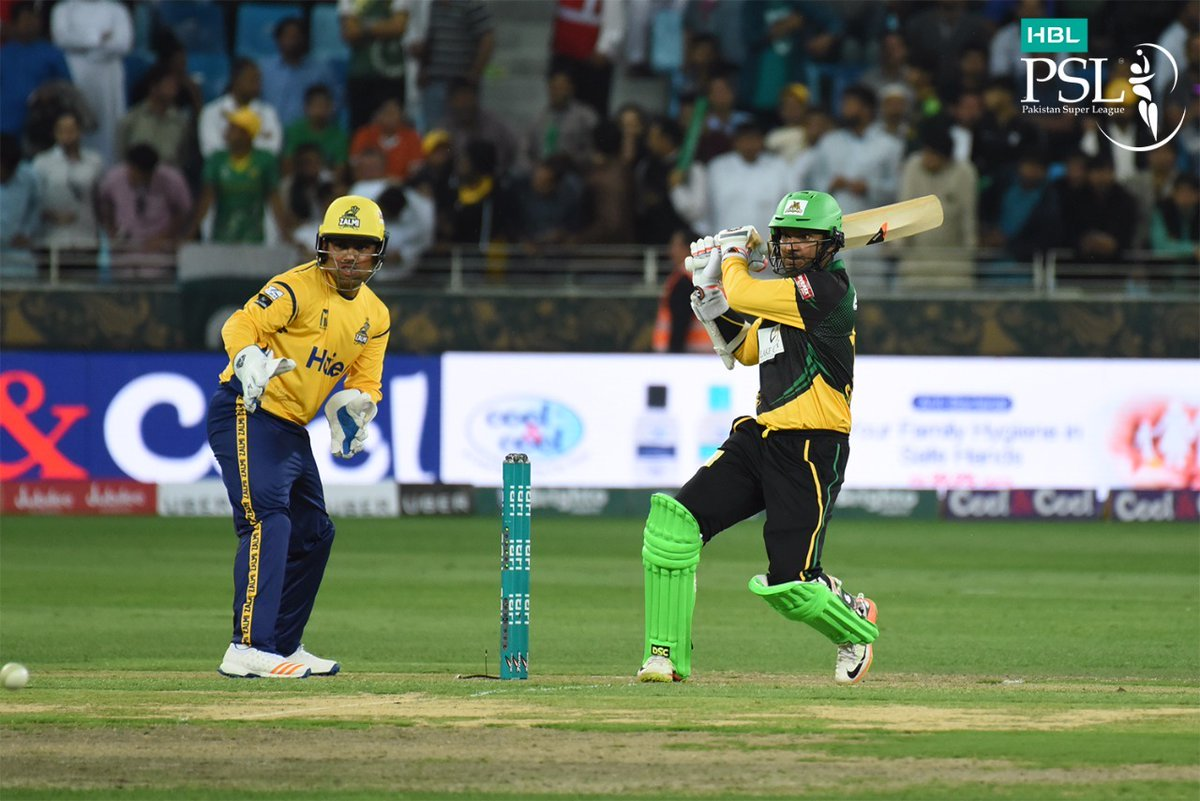 sangakkara was at his sublime best with a 55 run innings in a winning cause for multan photo courtesy psl