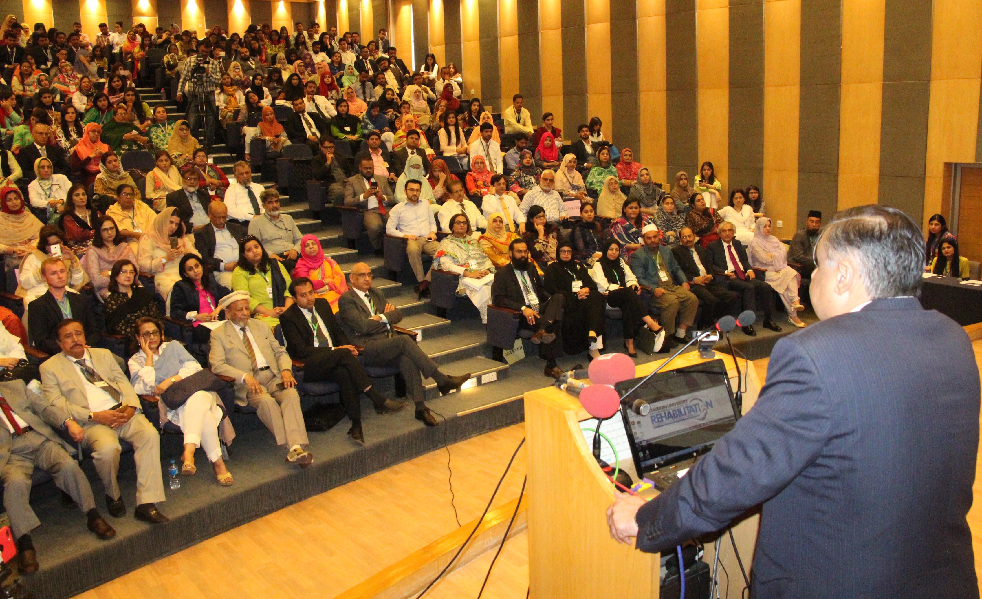 photo courtesy ziauddin university