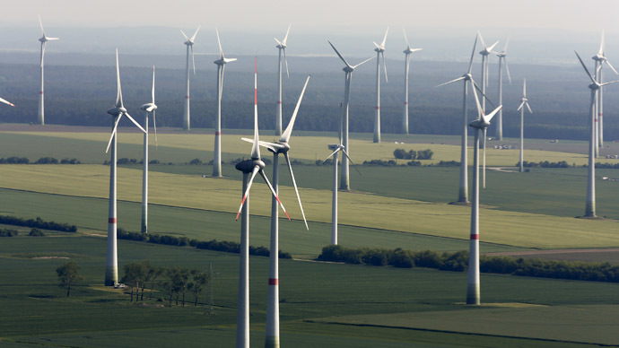 urges envoy to assist in setting up renewable energy institute photo reuters