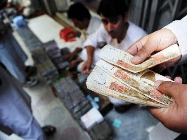 in the last couple of months the rupee has cumulatively shed over 4 of its value photo afp
