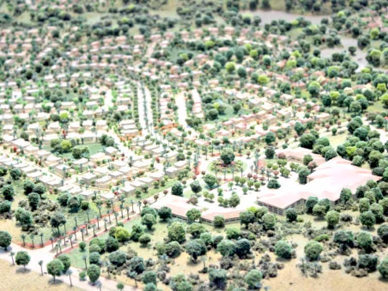 the dha islamabad owns approximately 183 000 kanals of partially developed land comprising four phases photo muhammad javaid express