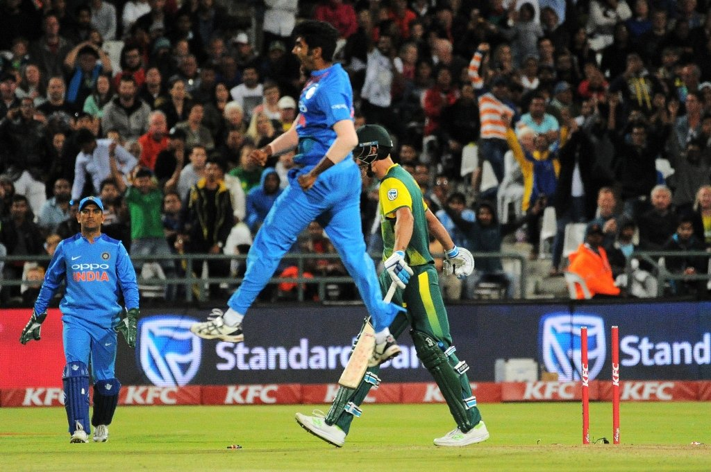 great recovery india were outsmarted by south africa on the tour in the test series but they came back strong to win the limited overs encounters photo afp