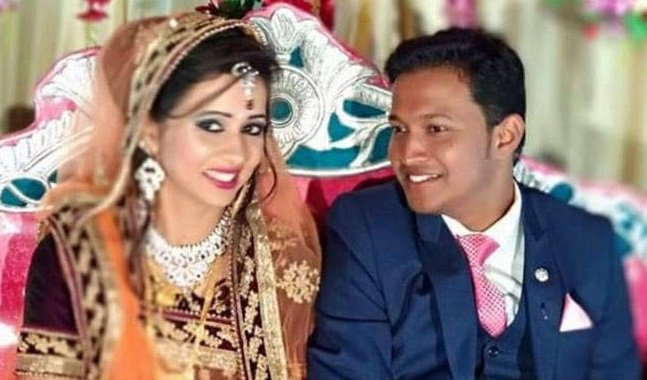 couple receive unnamed parcel containing bomb five days after their wedding photo courtesy ndtv