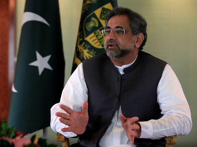 premier says pml n govt is working on introducing tax reforms to generate revenue help future governments photo file