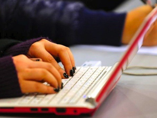 laptops provided to 691 students photo reuters