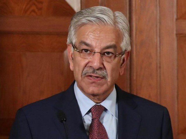 foreign minister khawaja asif photo afp