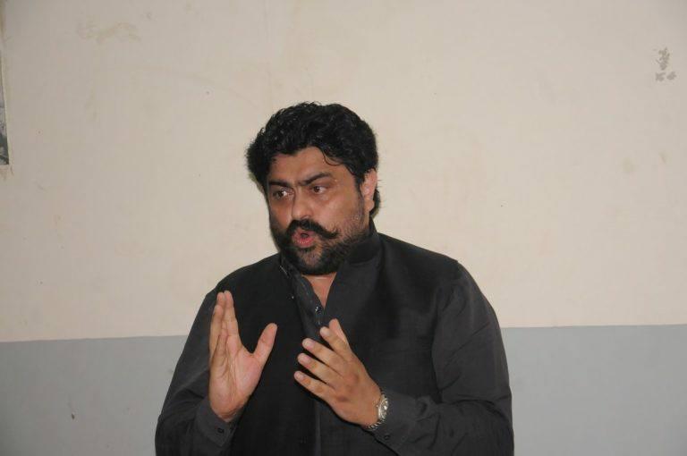 between pib and bahadurabad tessori becomes emissary