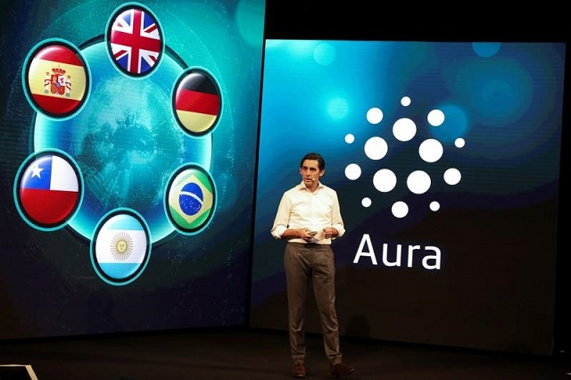 telefonica launches aura voice assistant in six countries