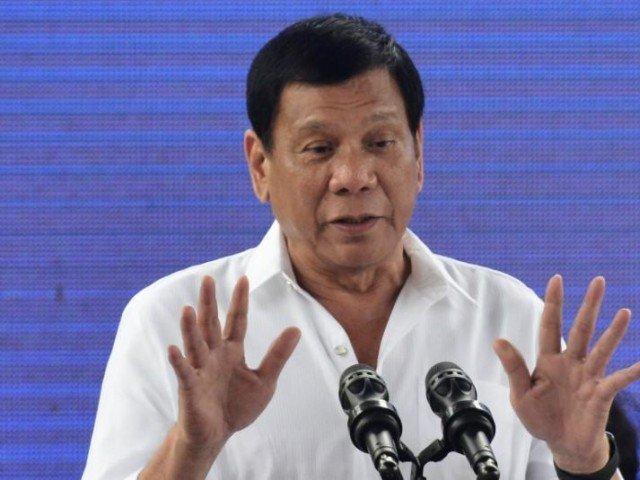 philippine president rodrigo duterte photo reuters