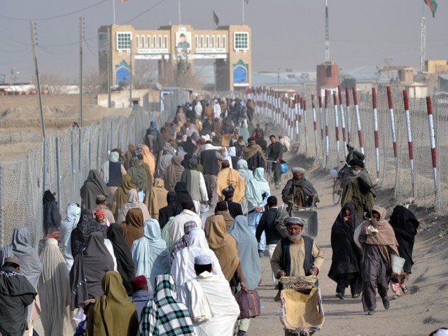 nearly one million unregistered afghan refugees documentation are also currently underway across the country photo inp