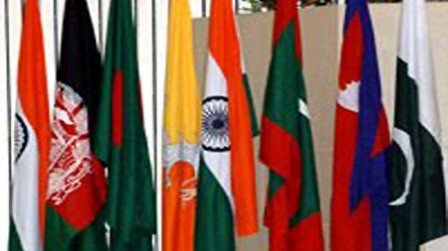 saarc president stressed the need to strengthen collaboration photo file