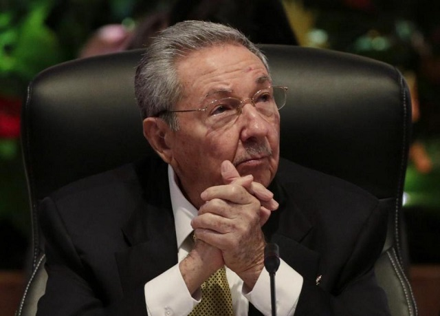 cuba 039 s president raul castro attends the opening session of the 10th alba alliance summit in havana december 14 2014 photo afp photo reuters