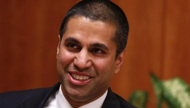 us federal communications commission fcc chairman ajit pai arrives at a net neutrality hearing in washington us february 26 2015 photo reuters