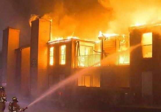 according to preliminary information no visible signs of violence were found the flame has been completely extinguished photo radio pakistan file