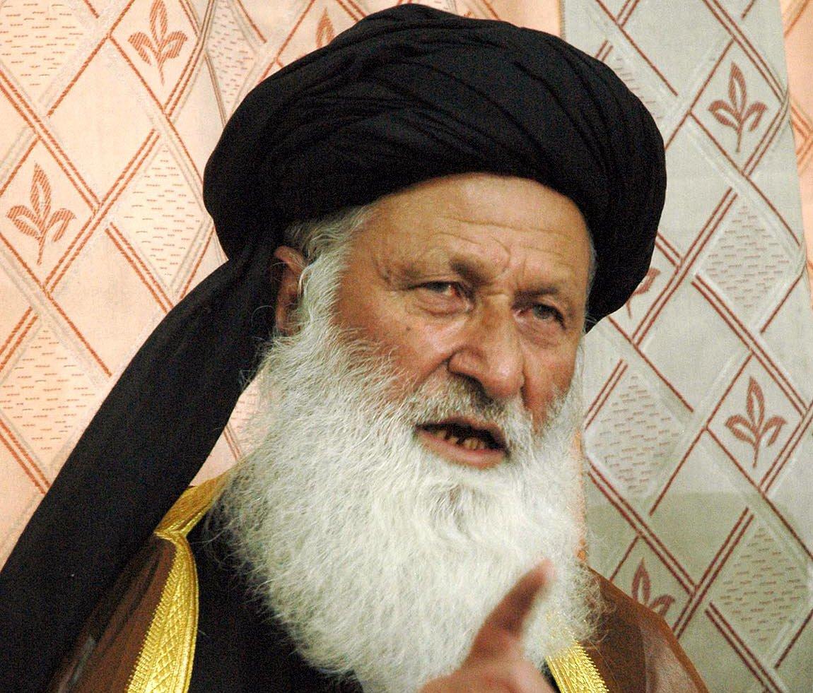 former council of islamic ideology chairman mohammad khan sherani photo inp