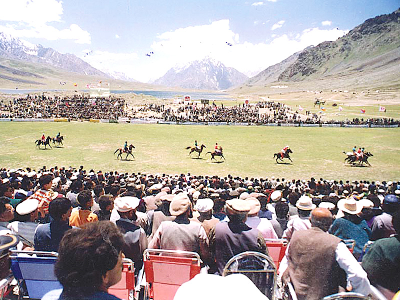 """The proposed dates are August 24, 25 and 26. But the dates will be formally communicated once they are finalised,"" Senior government official in Gilgit Zafar Taj. PHOTO: FILE"