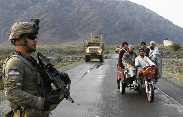 more troubling is the reality that it is difficult to decipher what exactly is the goal of america in afghanistan photo reuters file