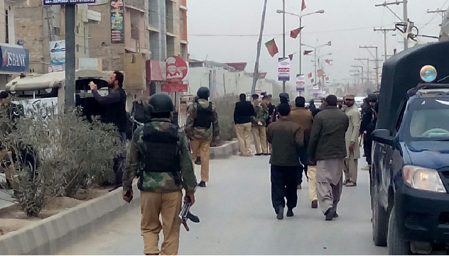 dsp dasti remained safe in the attack photo express