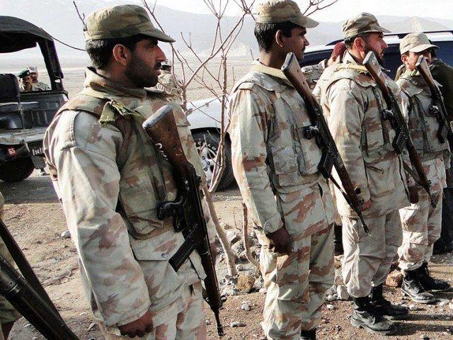frontier corps balochistan photo express