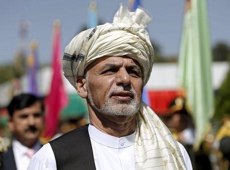 afghan president ashraf ghani photo reuters