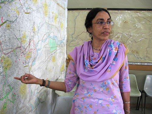 social activist perveen rehman photo npr
