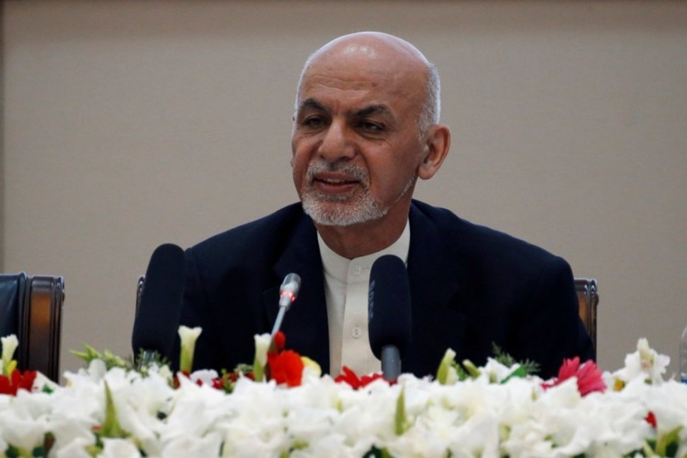 ghani s framework for talks shows a willingness to negotiate with the taliban high command photo reuters file