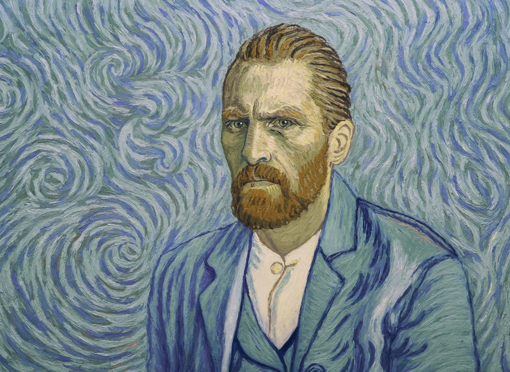 Vincent Van Gogh played by Robert Gulaczyk. PHOTO COURTESY: LOVING VINCENT