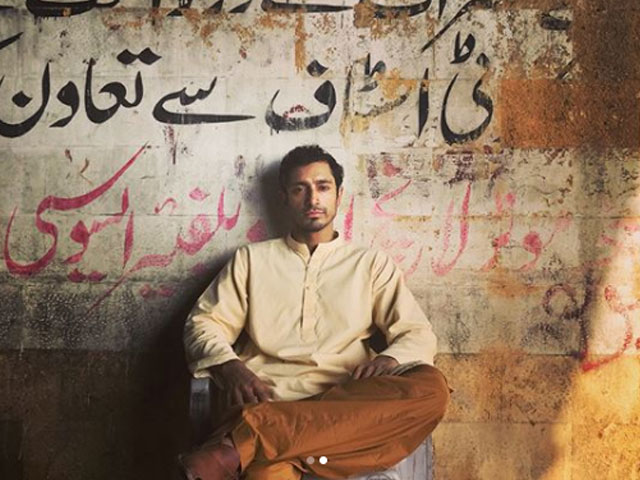 riz ahmed shares photos from his visit to pakistan