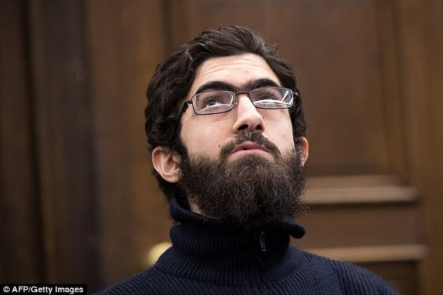 ahmad alhaw said he quot takes responsibility for the very serious crimes he committed and explicitly recognises his guilt regarding all the charges quot the defendant 039 s lawyer christoph burchard told judges in a high security courtroom recently photo afp