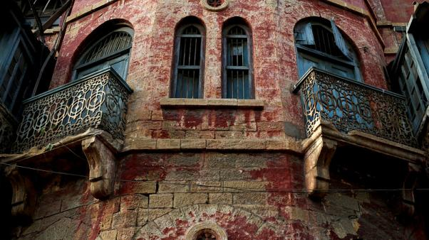 a building built in the british colonial period stands in karachi pakistan february 19 2018 photo reuters